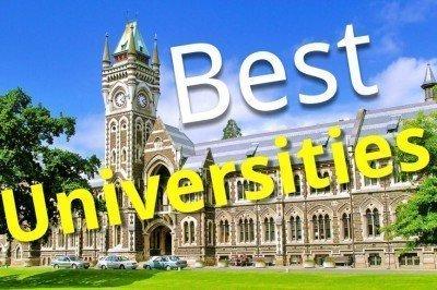Dünyanın En İyi 100 Üniversitesi 2018