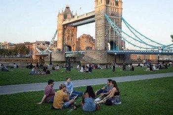 İngilterenin En Popüler Şehirleri