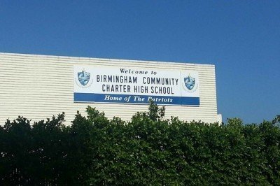 Birmingham Community Charter High School