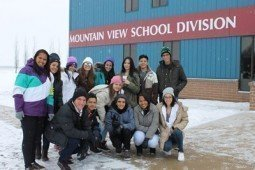 Mountain View School Division