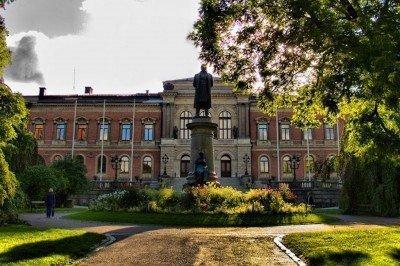 Uppsala Üniversitesi
