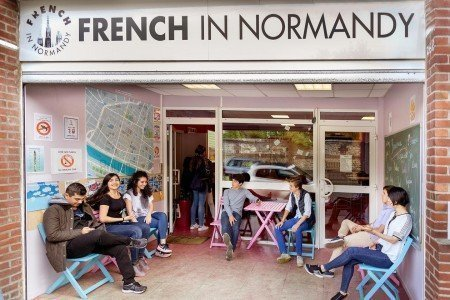 French in Normandy Rouen